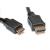 Omega OCHB43M KÁBEL HDMI - MINIHDMI V.1.4 FEKETE 3M 41683