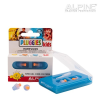 Alpine füldugó Alpine Pluggies Kids füldugó gyerekeknek
