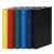 DONAU Gyűrűs könyv, 2 gyűrű, 35 mm, A4, PP/karton, , zöld
