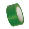 . Jelzőszalag, 33 méter, 7 cm széles, zöld