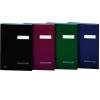 DONAU Aláírókönyv, A4, 19 elválasztó lappal, karton, , zöld