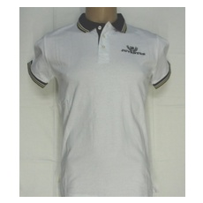 JUVENTUS POLO WHITE - S