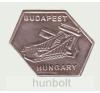 Budapest Lánchíd ón matrica férfi póló