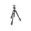 Manfrotto 190 XPRO4-S Alu Tripod + Ball Head