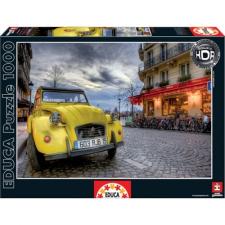 Educa Alkony Párizsban 1000 db-os HDR puzzle puzzle, kirakós