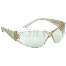 Lux Optical® Pokelux védõszemüveg, in/out bel- és kültéri világos mézszínû lencse UV400-as védelemmel