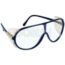 Lux Optical® Panoralux védõszemüveg, mûanyag keret, karcmentes lencse, levehetõ oldalvédõ