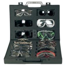 Lux Optical® Lux Optical bemutatótáska 16 db szemüveggel