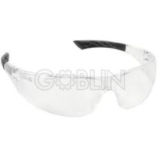 Lux Optical® Spherlux védõszemüveg, víztiszta, páramentes lencse, extra könnyû védõszemüveg