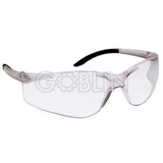Lux Optical® Softilux védõszemüveg, víztiszta polikarbonát szár és lencse, karcmentes