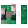 PLUM fali elsõsegély 2-es szerelvény: 0,2l pH neutral + 0,5l normál palack, fali tartó, tükör