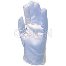 Euro Protection Színkecskebõr sofõrkesztyû, rugalmas fehér dzsörzé kézháttal (11-es méretben is)