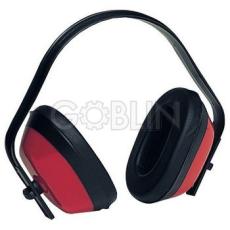 Earline® MAX 200 piros ABS fültok, könnyû (SNR 27dB)