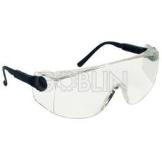 Lux Optical® Verilux védõszemüveg, állítható hosszúságú és dõlésszögû szár, víztiszta lencse