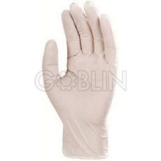 Euro Protection Nitril fehér púder nélküli vizsgálókesztyû / 100 db