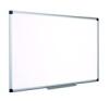 Fehértábla, nem mágneses, 90x180 cm, alumínium keret felírótábla
