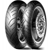 Dunlop ScootSmart ( 100/90-10 TL 61J Első kerék, hátsó kerék, M/C BSW )