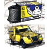 Michelin Collection Tubes CH 15/17 H 13 ( 17x400 -16 )
