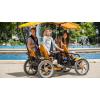 NagyNap.hu - Életre szóló élmények Multi Gran Tour Gokart Bringóhintó 4 felnõtt és 2 gyermek 1 óra