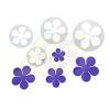 Perfect home 28121 Kiszúró szett 4db virág