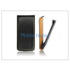 Haffner Slim Flip bőrtok - Alcatel Idol Mini 2 - fekete