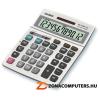 """Casio Számológép, asztali, 12 számjegy, CASIO """"DM-1200"""" (GCDM1200)"""