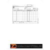 Nyomtatvány, készletkivételezési bizonylat, 25x4, A5, VICTORIA