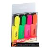 KORES Szövegkiemelő készlet, 1-5 mm, KORES, 4 különböző szín (IK36140)