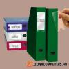 Címketartó zseb, 55x102 mm, öntapadó, 3L (3L10335)