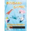ORIGAMI papír, 20x20 cm (ISKE012)