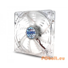 Zalman ZM-F3 LED (SF) Blue LED Rendszer hűtő 120mm