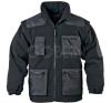 Coverguard ARTISAN fekete, 2/1-ben levehetõ ujjú, sok zseb, vízhatlan betétek, derékvédõ munkaruha