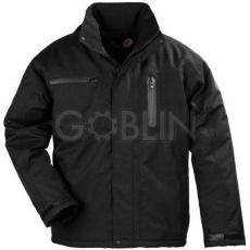 Coverguard CASUAL Yang Winter fekete, szakadásbiztos, polárbéléses softshell kabát, lélegzõ, vízhatlan
