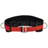 Cado® Belt-2 munkahelyzet-beállító deréköv, könnyû, keskeny, komfort béléses, hurok és fém...