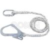 Cado® 2 m-es mh-beállító, fonott kikötõkötél, ?12 mm + csavaros és nagy nyílású rugós...