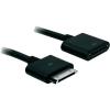 iPhone/iPod/iPad hosszabbító kábel 1 m, fekete