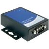 DELOCK USB 2.0 adapter 1 x D-SUB aljzat 9 pól. - 1 x USB 2.0 aljzat B, fekete Delock