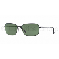 Ray-Ban RB3514 153/71 SAND DEMI GLOS BLACK GREEN napszemüveg