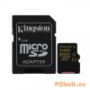 Kingston 64GB microSDXC Class10 UHS-I + adapter