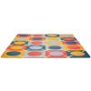 Skip Hop Play Spot Játszószőnyeg /színes