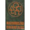 Endrődi Lajos szerk. - Magyarországi kirándulások