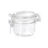 Bormioli Rocco 1119782 Fido Trans csatos üveg 0,125 literes
