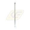 Plastor Trading 34106 Krómozott fém nyél 1,3 m