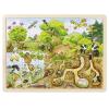 Fa kirakó - Fedezd fel a természetet