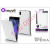 Made for Xperia MUVIT Sony Xperia Z2 (D6503) flipes tok - Made for Xperia Muvit Slim - white