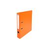 Exacompta PVC iratrendező (A4, 5 cm) narancs