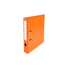 Exacompta PVC iratrendező (A4, 5 cm) narancs gyűrűskönyv