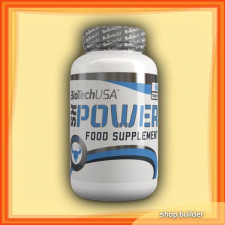 BioTech USA SX Power - 60 tabletta vitamin