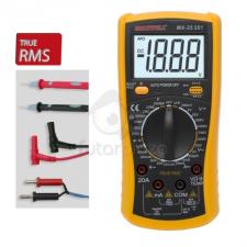 MAXWELL Digitális multiméter (TRUE RMS) 25201 mérőműszer