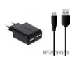 ENERGIZER micro usb hálózati töltő,2usb,1A mobiltelefon kellék